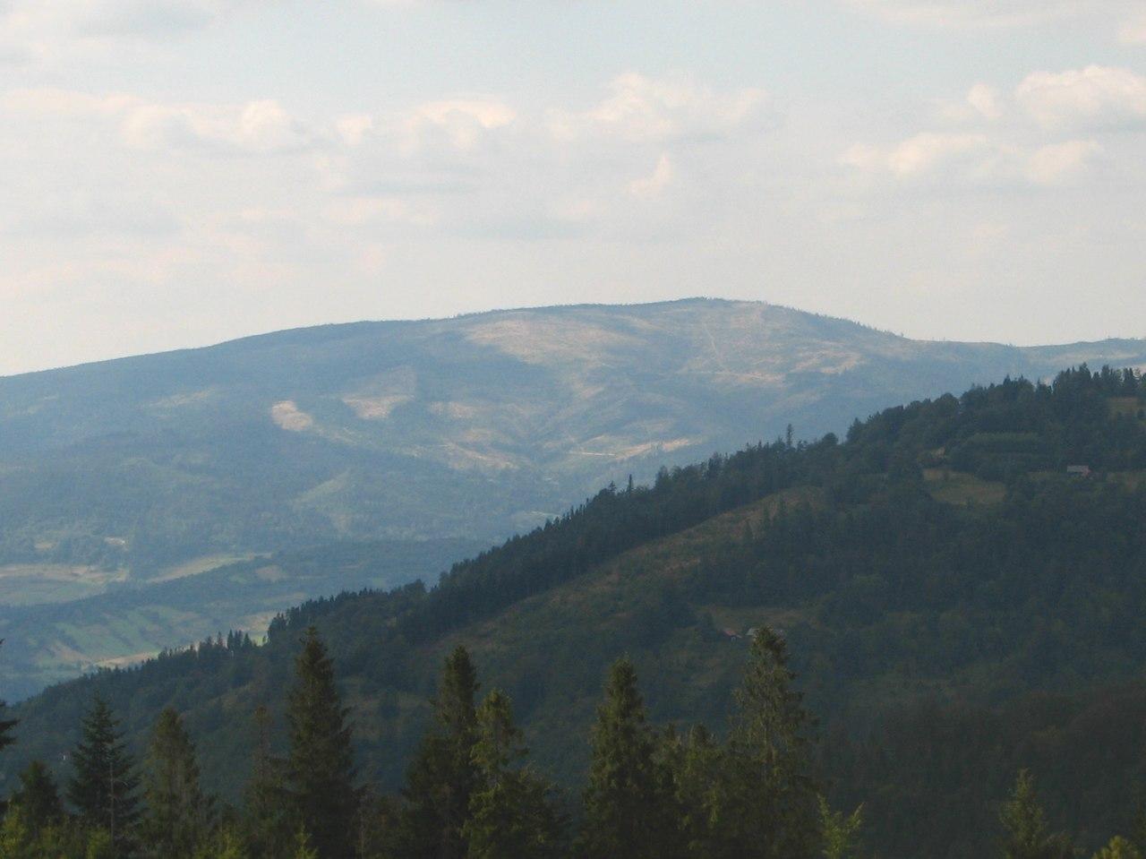 Barania góra, piękny cel wycieczek w okolicach Jeziora Żywieckiego