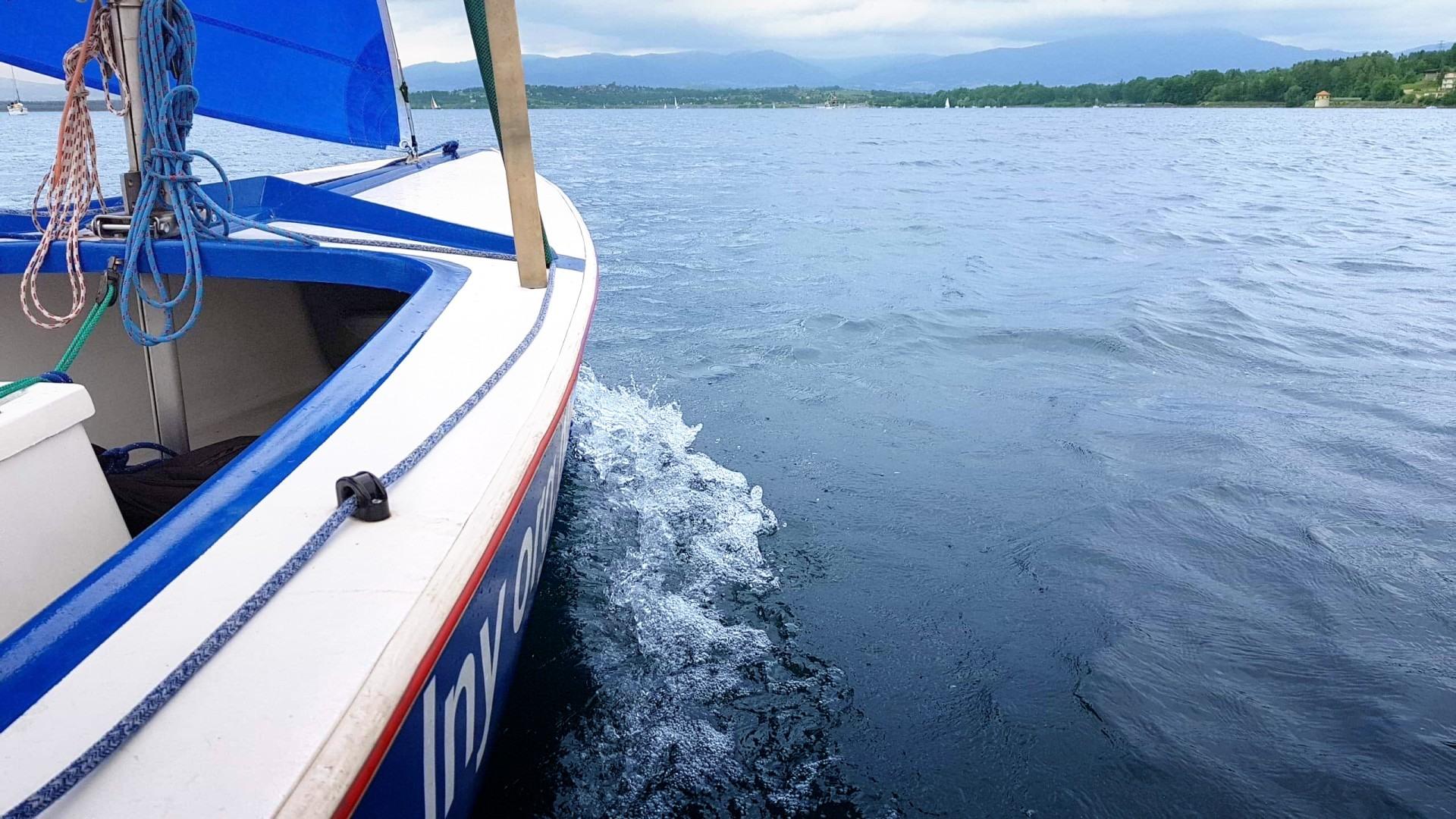 Jezioro Żywieckie noclegi, żaglówki, niezapomniana atrakcja w pobliżu noclegów w domkach blisko jeziora